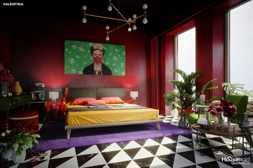 Valentina's Bedroom (Season 9 Contestant)