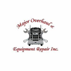 Major Overhaul and Equipment