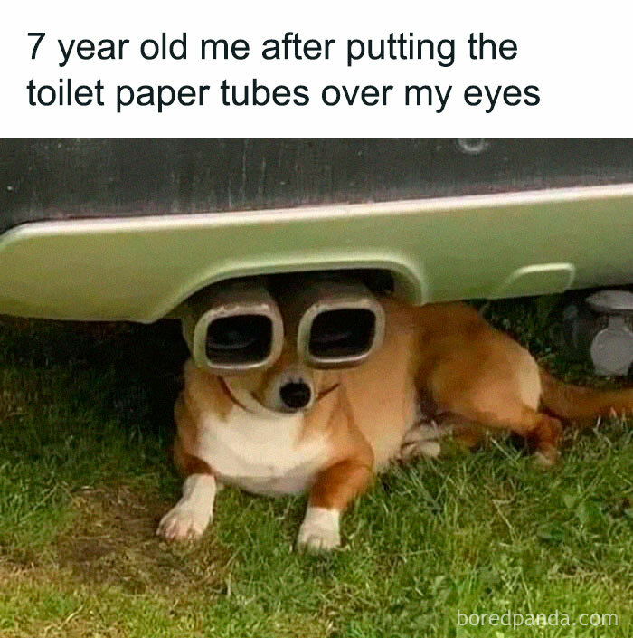 I Looking Cool With Them Paper Rolls