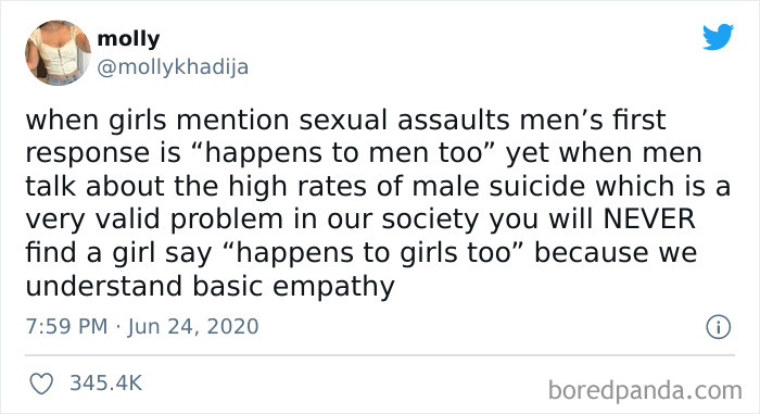 The Reason Why We Need To Stop Saying #notallmen
