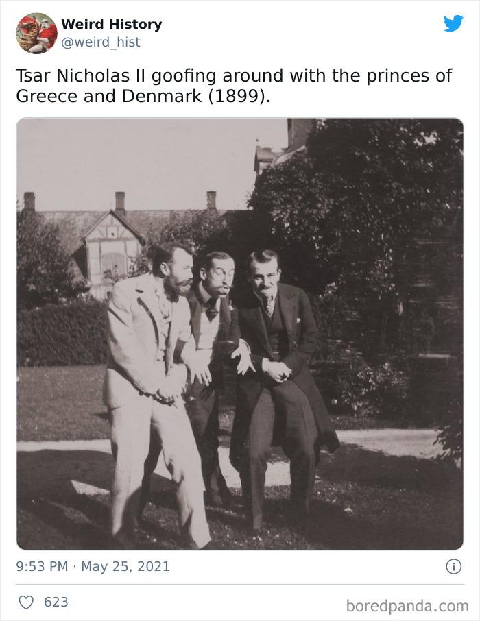 Interesting-Weird-History