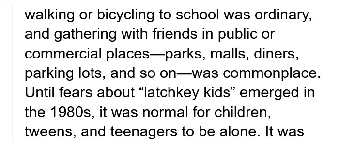 Nearly 200K People Are Here For This Thread Explaining Why We Don't See Kids Playing Outside As Often As We Used To