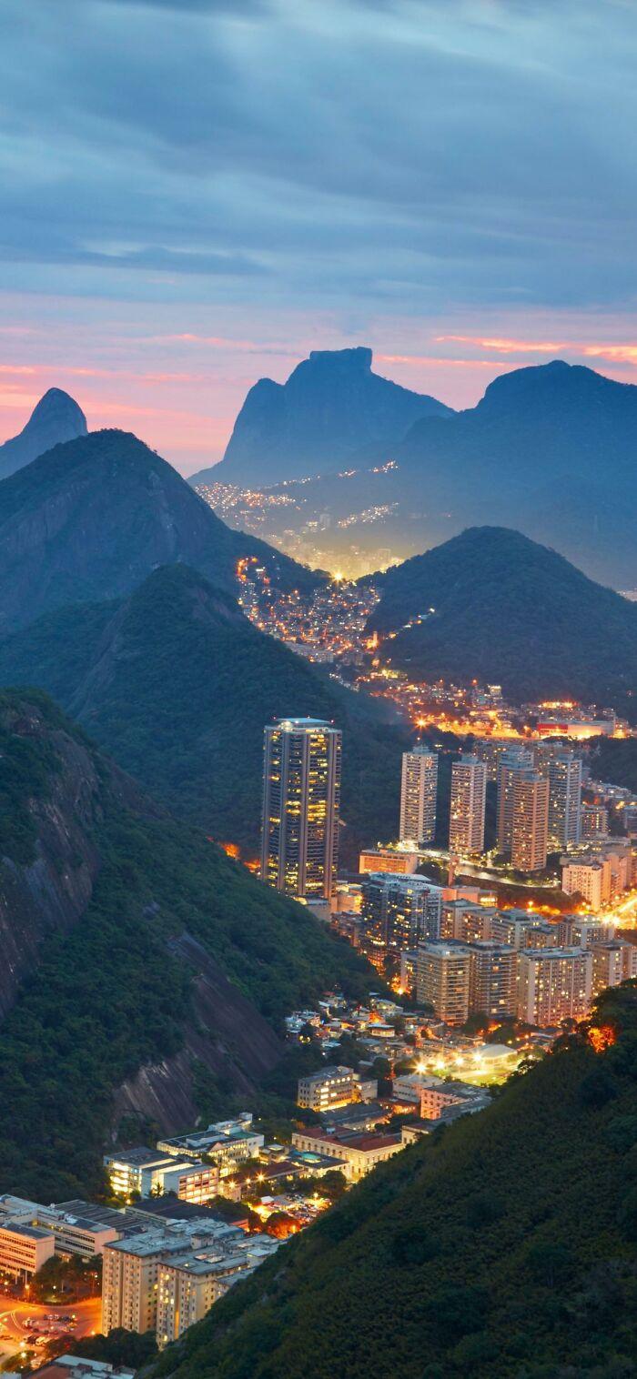 Rio De Janeiro, Brasil (Desde un ángulo diferente)