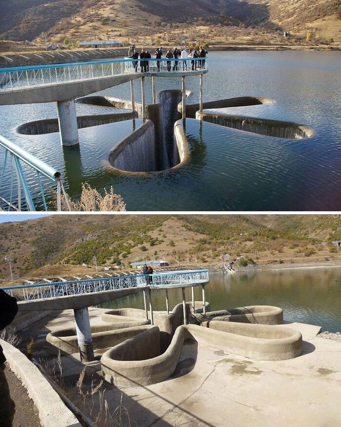 Kechut Reservoir, Jermuk, Armenia