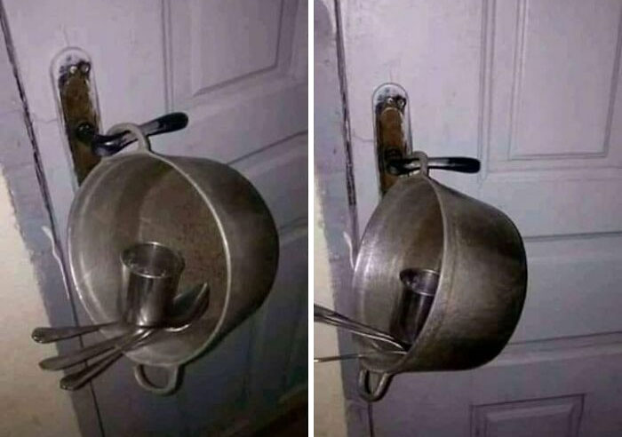 Sistema de alarma casero
