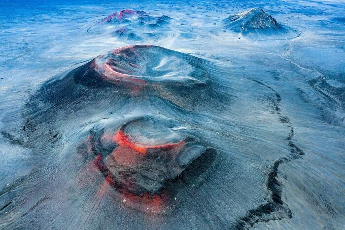 Landscapes, Waterscapes, And Flora: Winner: 'Another Planet' By Fran Rubia, Fjallabak Nature Reserve, Iceland