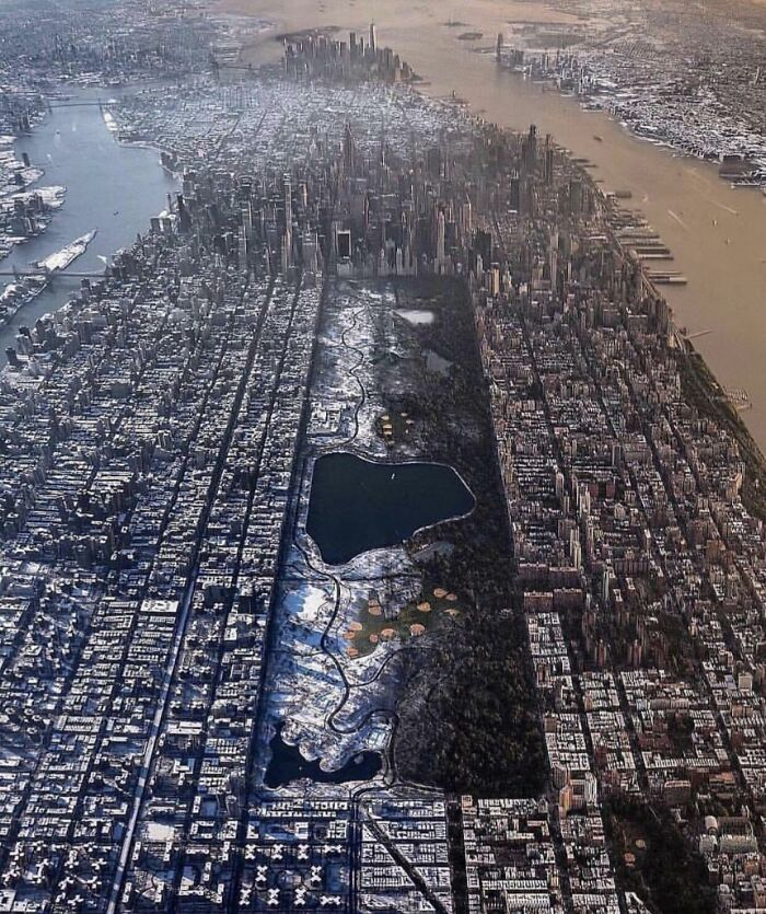 Nueva York. Qué imagen tan increíble
