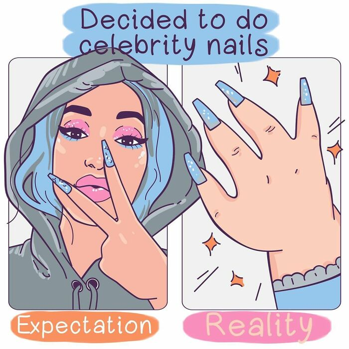 28 Most Relatable Comics About Women's Fashion