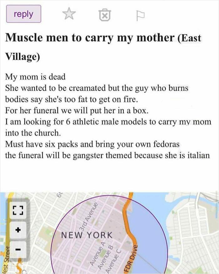 Rip Mamma!
