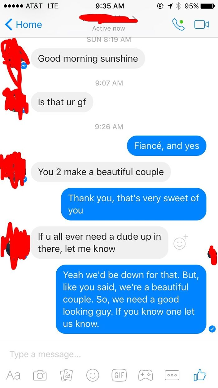 Haven't Talked To You In 10 Years?