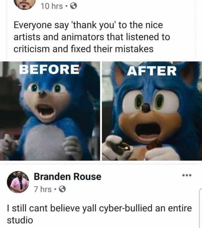 Cyberbullied And Entire Studio