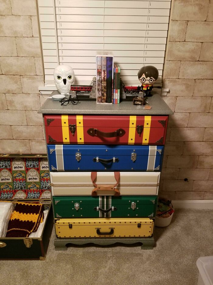 Dresser Ive Been Working On For My Sons Nursery
