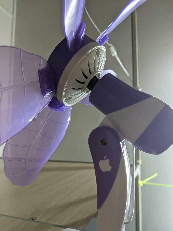 Ventilador Apple