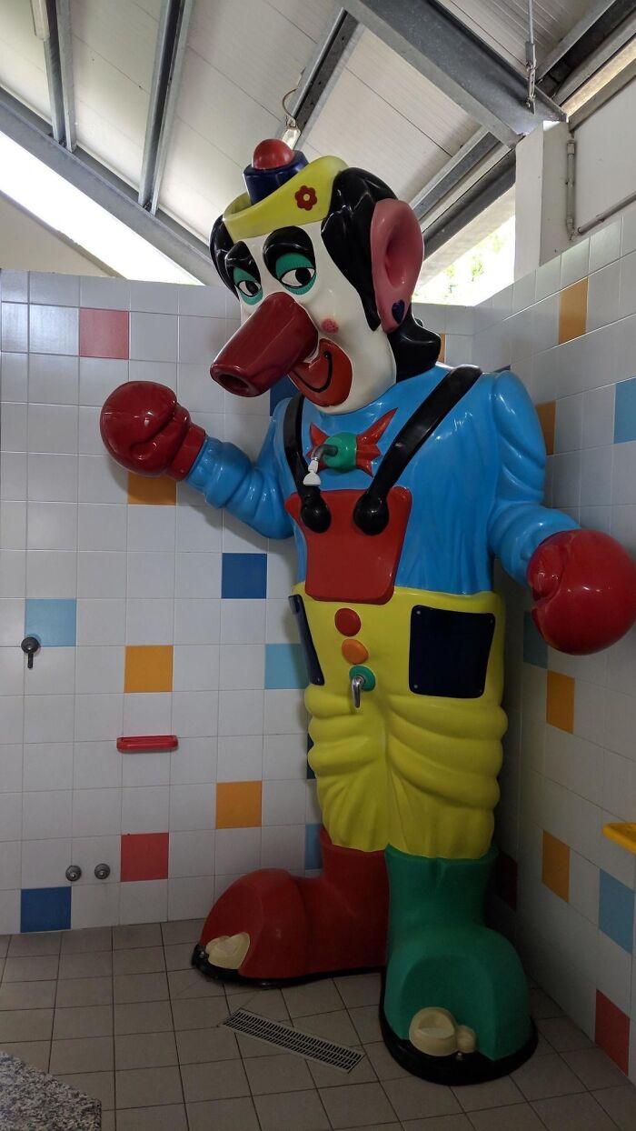 Sabes, creo que no necesito ducharme hoy
