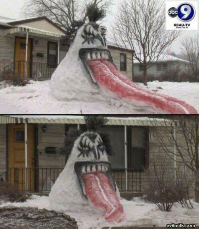 Nieve maldita