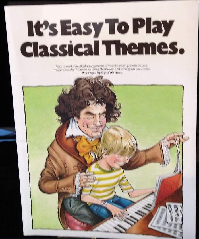 Beethoven aterrador
