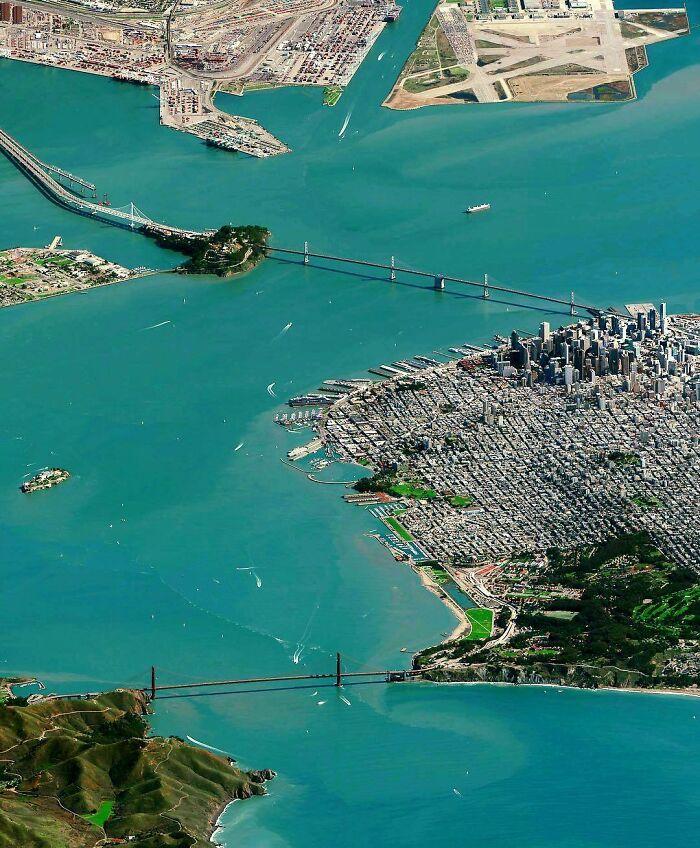 San Francisco Infrastructure