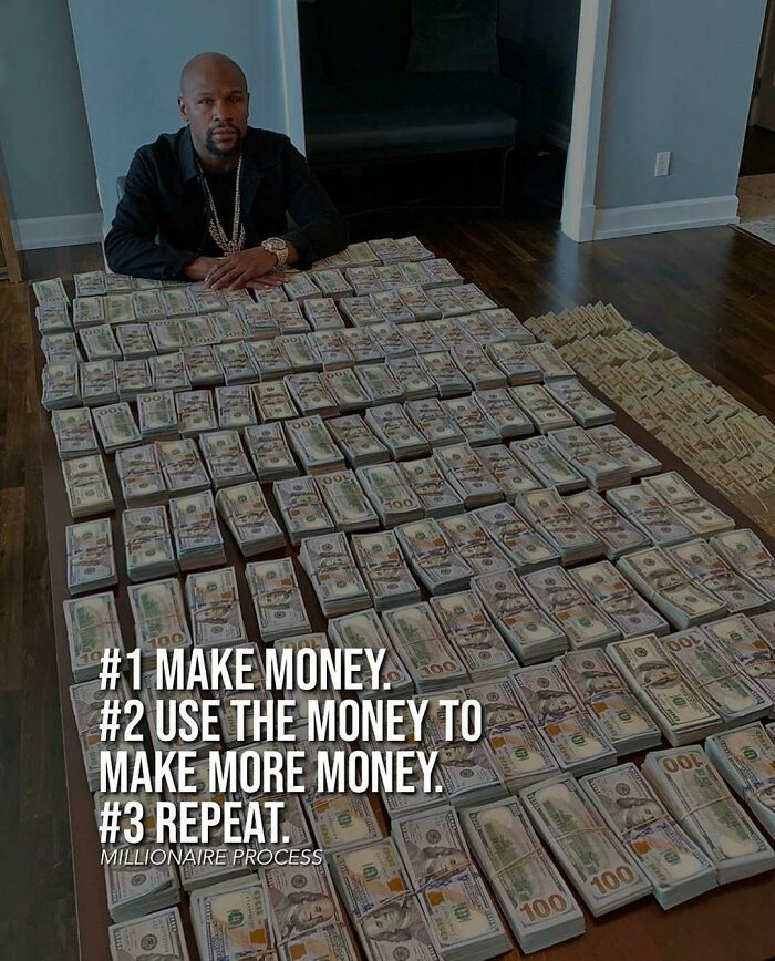 Just Make Money, It Is That Easy!