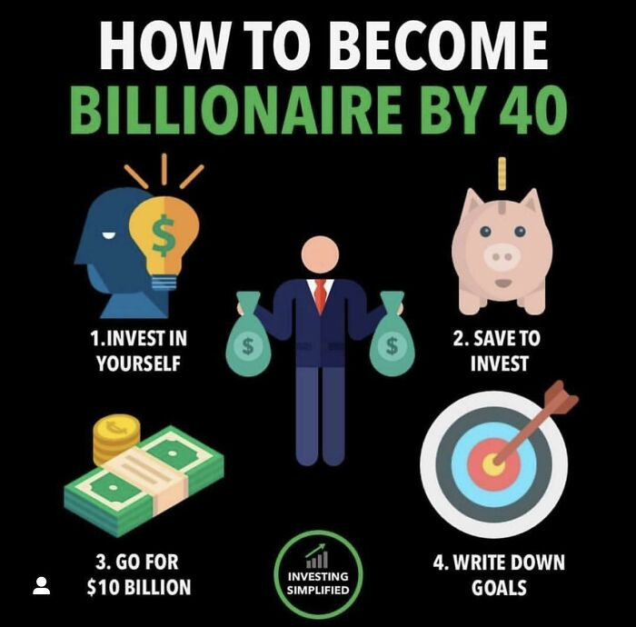 How To Become A Billionare 101