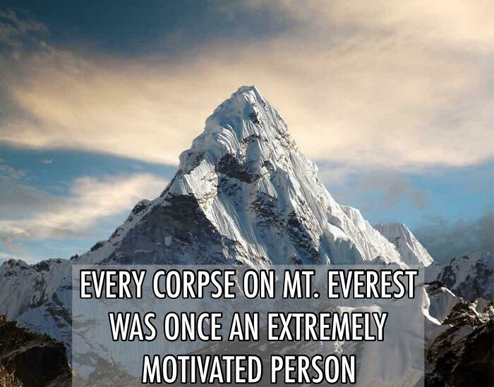 Motivation Is The Leading Cause Of Death On The China/Nepal Border