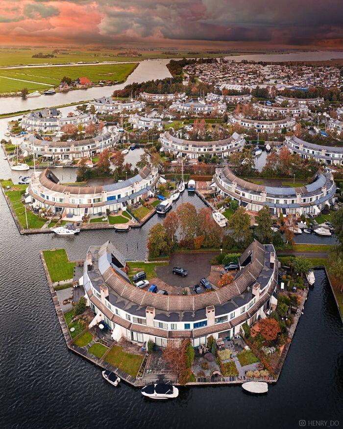 Viviendas en los Países Bajos