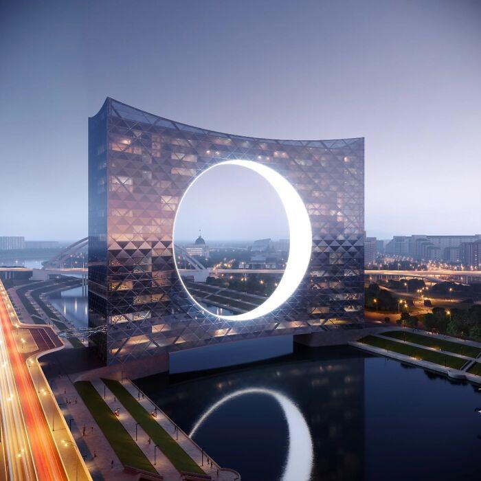La Torre del Sol de Kazajstán, obra de Fundamental Architects