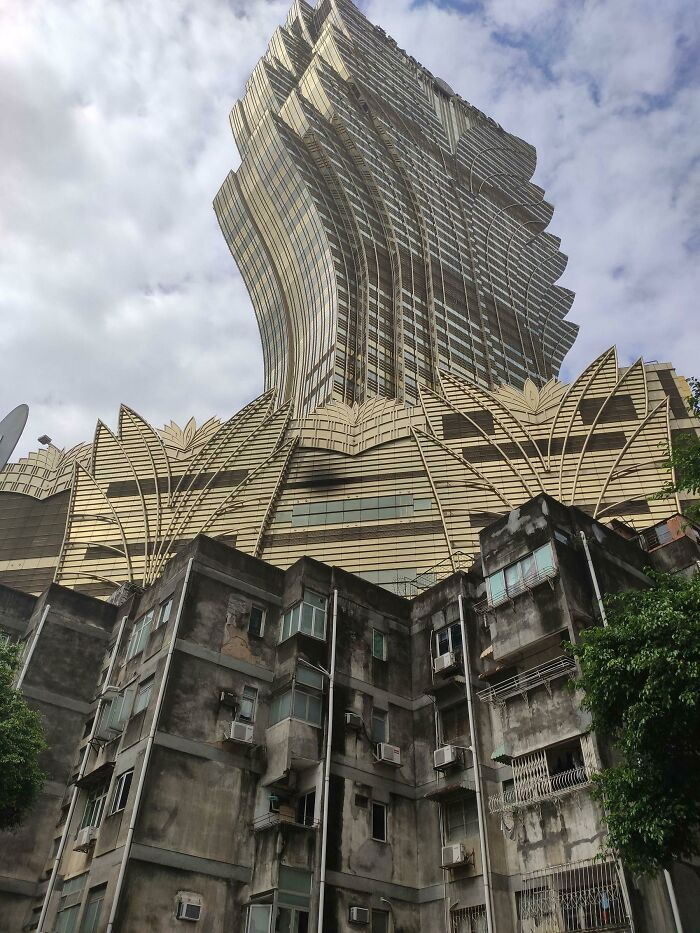 An Interesting Perspective I've Stumbled Upon In Macau A Year Ago
