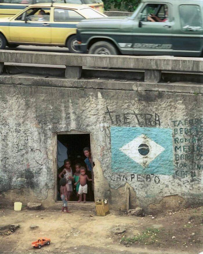 Somewhere In Brazil In The 90's