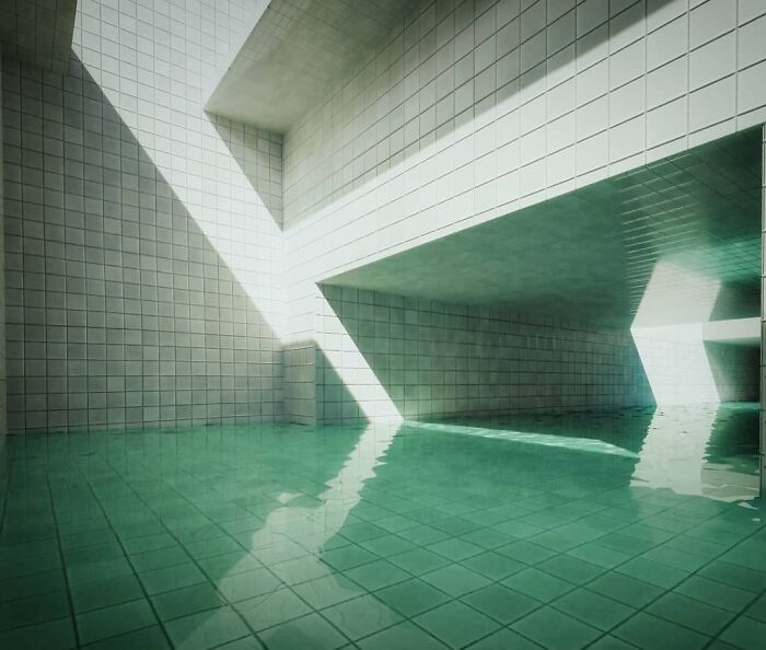 Pool Tunnels