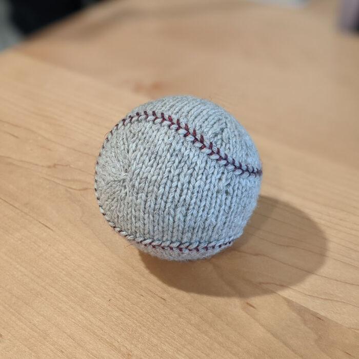 I Made A Fairly Accurate Baseball
