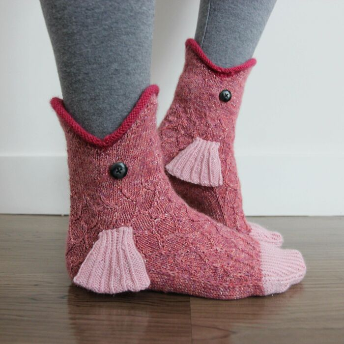 As Promised, Catch Of The Day Is Finished And Listed On Ravelry!