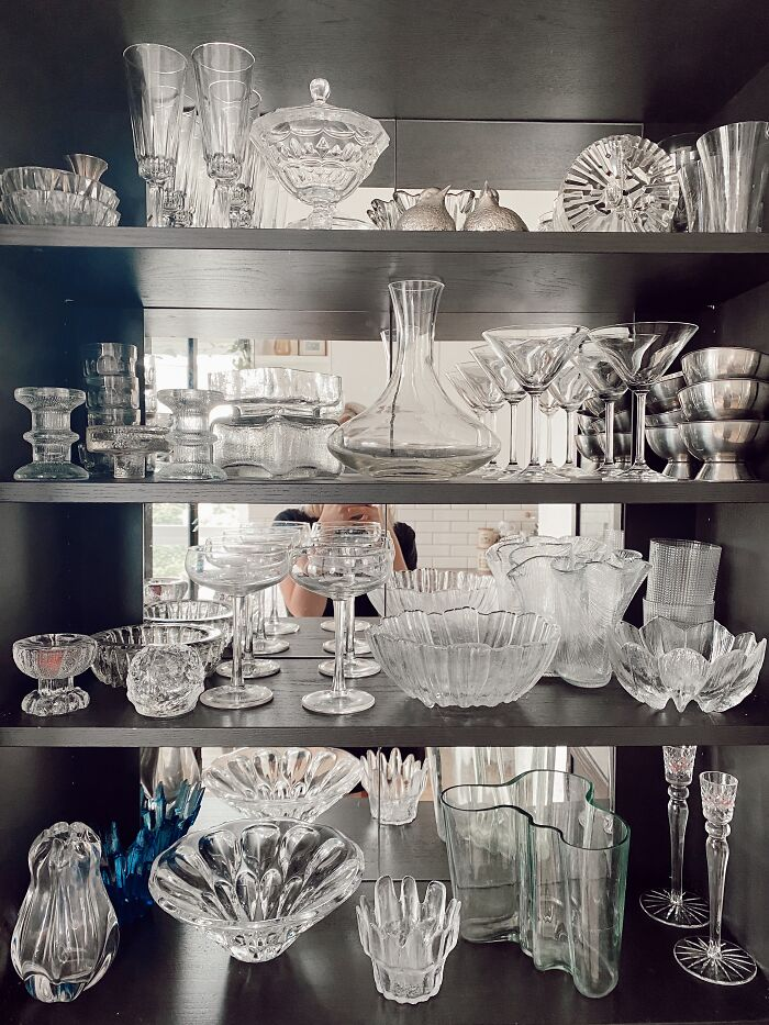 I Collect Vintage Glass! Here's My Whole Collection So Far