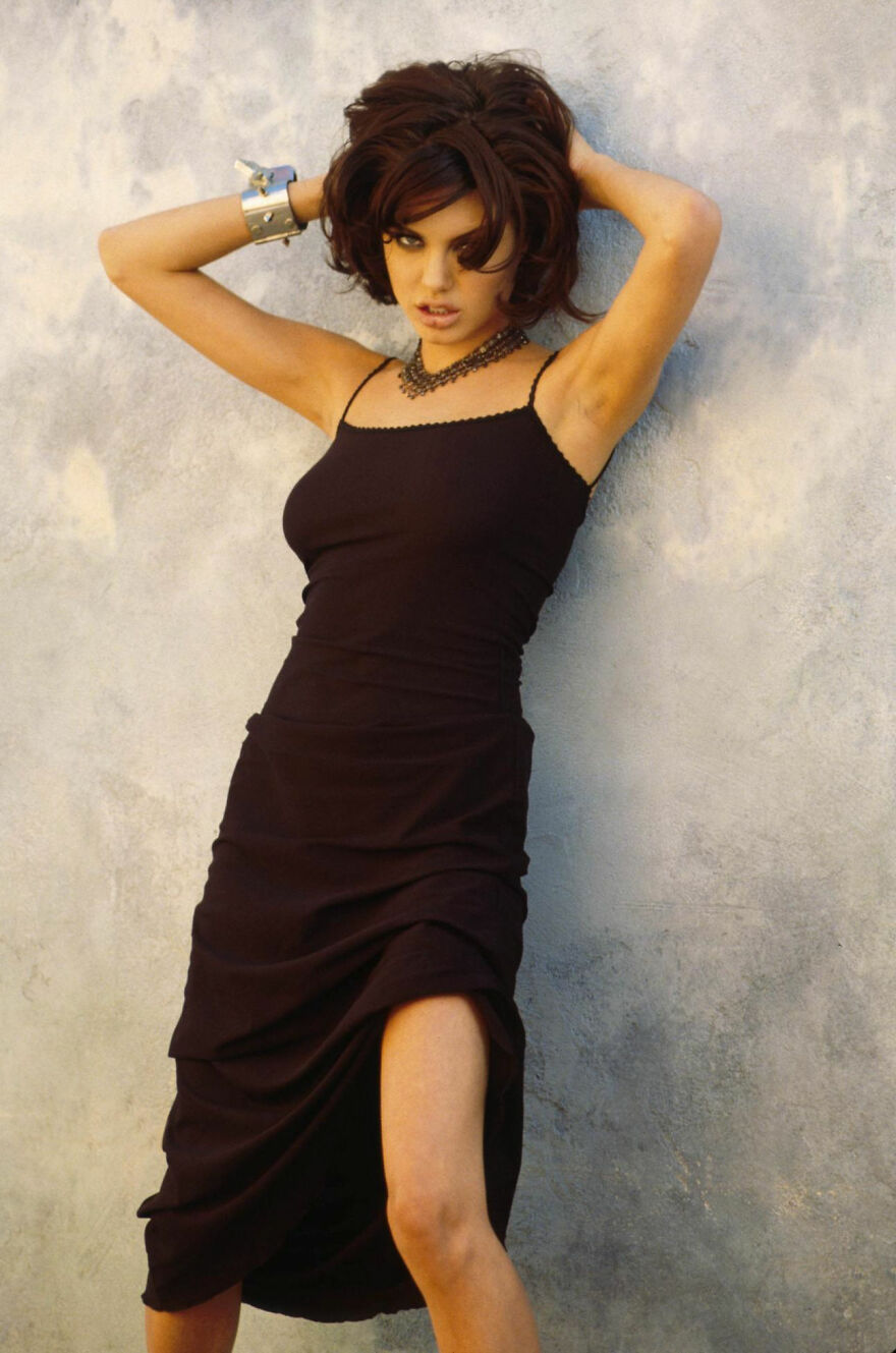 Angelina Jolie, In Rare Photos: This Is How She Conquered Hollywood (40 Pics)