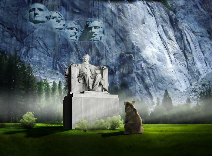 Artists Digitally Move Historic Monuments Around And Some Of Them Become Stunning