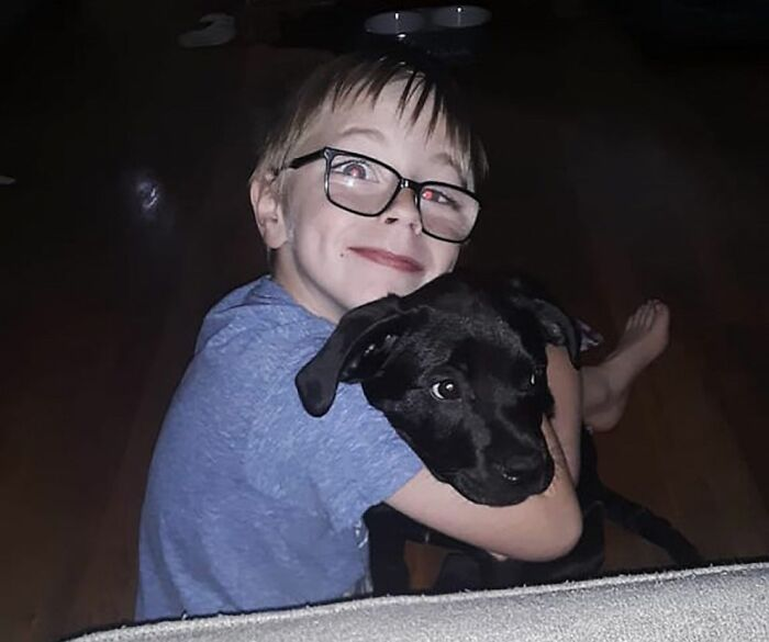 Selfless Boy Sells His Pokemon Cards Just To Save His Beloved Puppy Friend