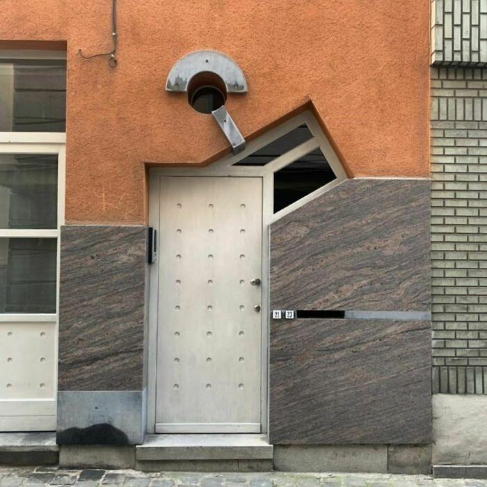 ¿Qué puerta es esta?