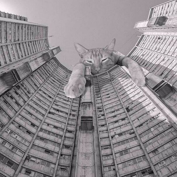 Torre Dorrego; Luis T. Caffarini, Alfredo Joselevich, & Alberto Ricur, 1968 - 1970, Buenos Aires, Argentina