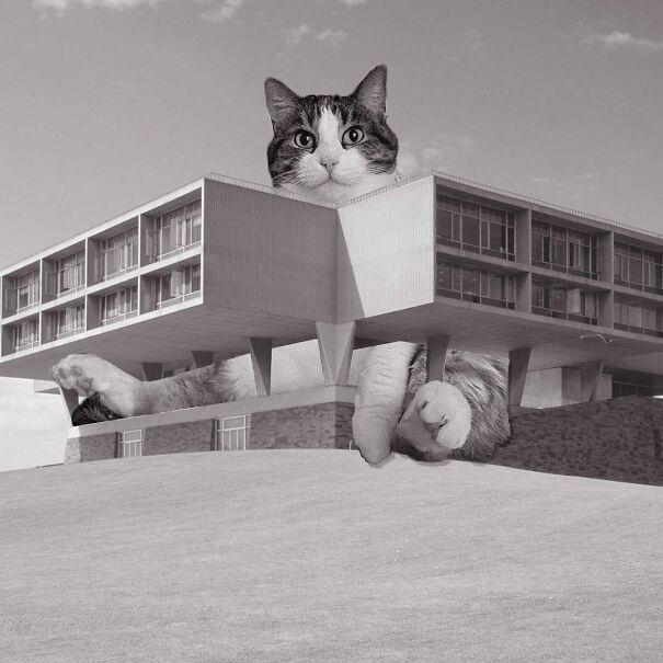 Milwaukee County War Memorial Center; Eero Saarinen, 1957, Milwaukee, Wisconsin