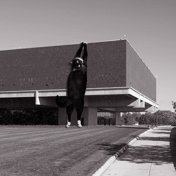 Ohio History Center; Ireland & Associates, 1970, Columbus, Ohio