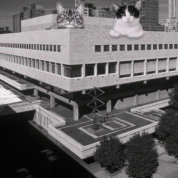 Juilliard School, Alice Tully Hall; Pietro Belluschi And Associates, 1969, New York, New York