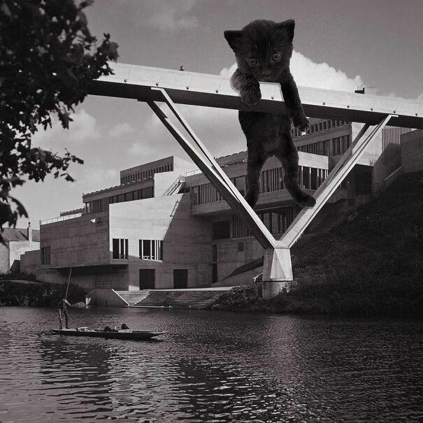 Dunelm House; Architects' Co-Partnership, 1965, Durham, United Kingdom