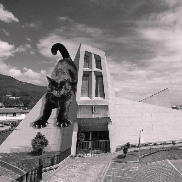 Templo De La Dolorosa; Milton Barragán Dumet, 1978, Quito, Ecuador