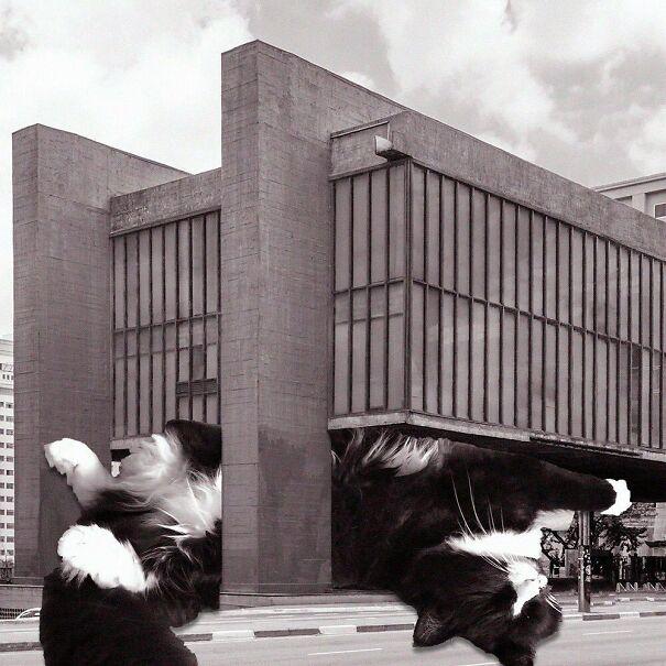 São Paulo Museum Of Art; Lina Bo Bardi, 1968, São Paulo