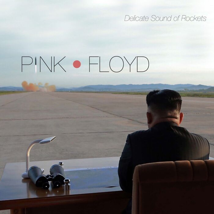 Pink Floyd - Delicate Sound Of Rockets