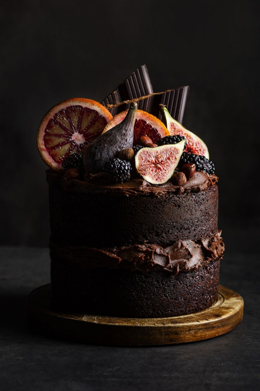 Dark And Decadent (Highly Commended In Food And Beverage)