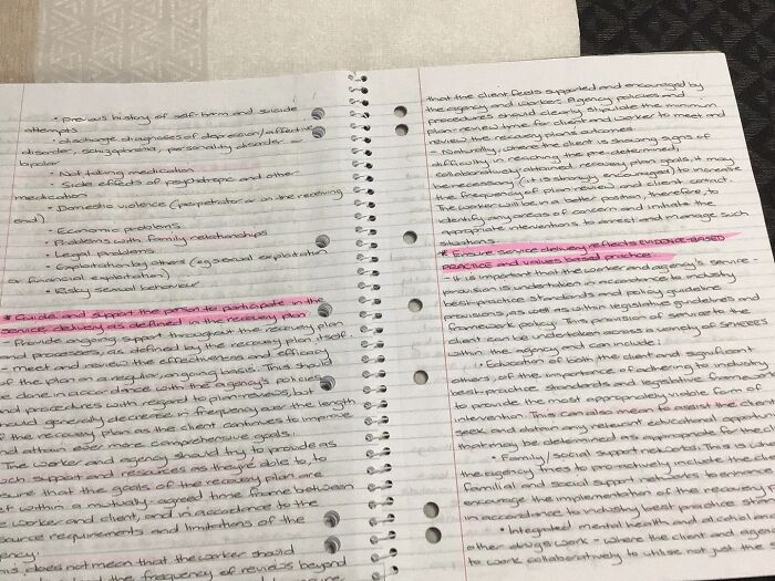 My Study Notes From Several Years Ago.