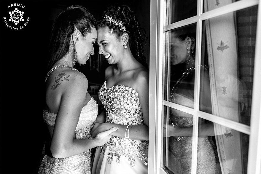 Smiling Brides By Gaetano Pipitone