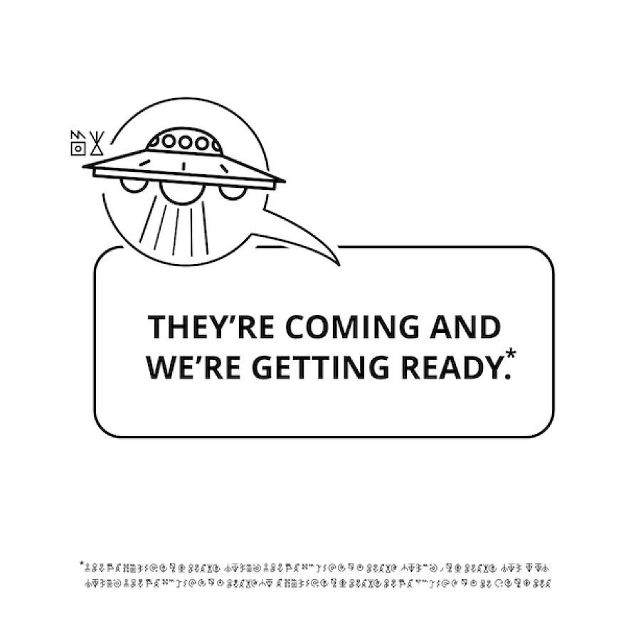 IKEA PR Campaign Creates Assembly Manuals For Aliens