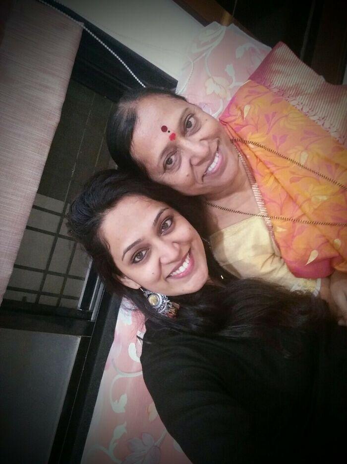 Like Mother Like Daughter :)