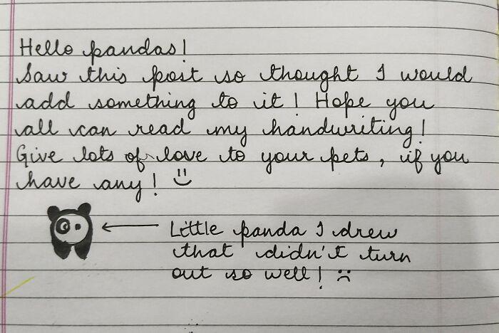 1 Potterhead's Handwriting